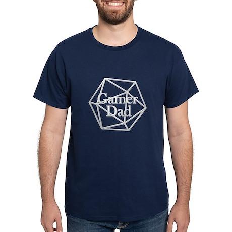 Gamer Dad Dark T-Shirt