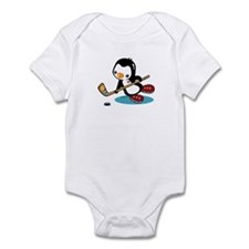 I Like Ice Hockey Infant Bodysuit
