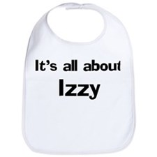 It's all about Izzy Bib