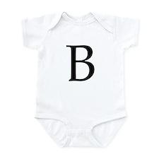 B Infant Bodysuit