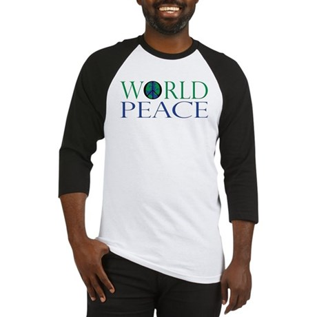 World Peace Men's Baseball Jersey