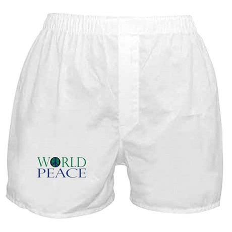 World Peace Boxer Shorts