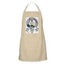 Wood Clan Badge BBQ Apron
