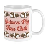 Tan Guinea Pig Mug