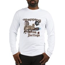 Trapping & Tradition Long Sleeve T-Shirt