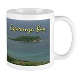 Esperanza Bay in Vieques Small Mug