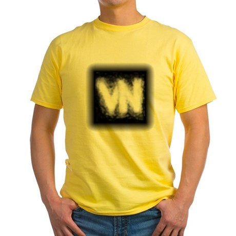 VN Logo Yellow T-Shirt