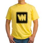 VN Logo Yellow T-Shirt