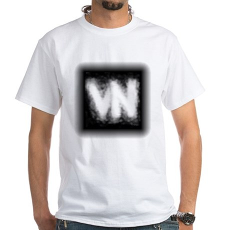 VN Logo White T-Shirt