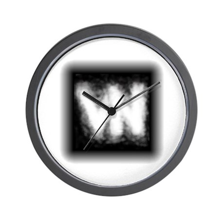 VN Logo Wall Clock
