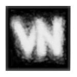 VN Logo Tile Coaster