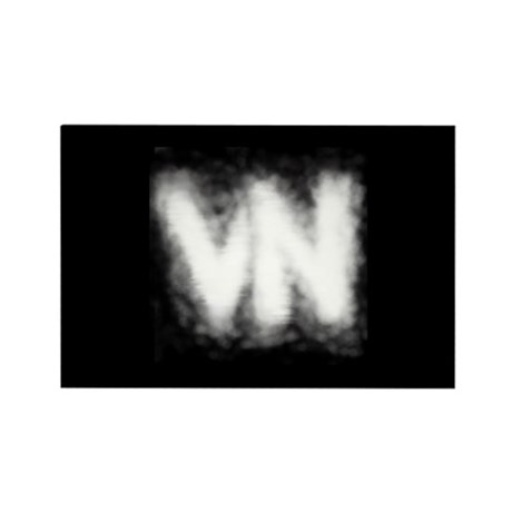 VN Logo Rectangle Magnet