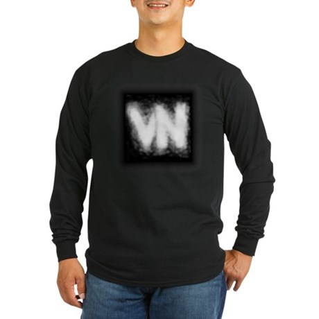 VN Logo Long Sleeve Dark T-Shirt