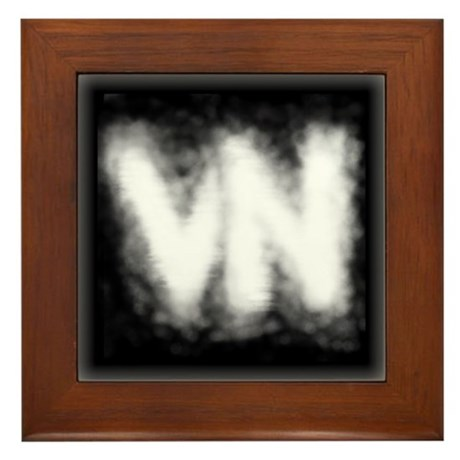 VN Logo Framed Tile