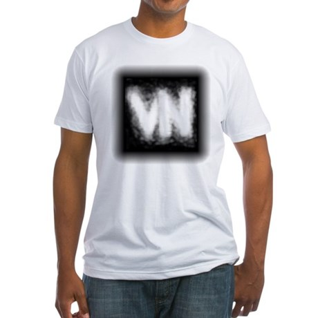 VN Logo Fitted T-Shirt