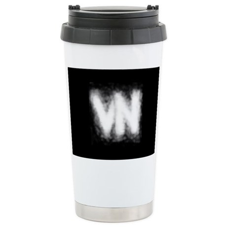 VN Logo Ceramic Travel Mug