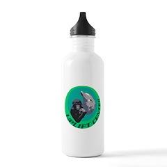 Earth Uplift Center Full Water Bottle