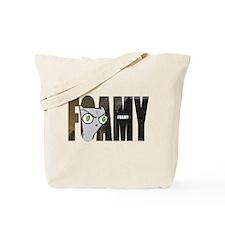 Foamy Tote Bag