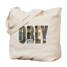 Obey Foamy Tote Bag
