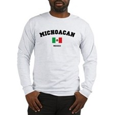 Michoacan Long Sleeve T-Shirt