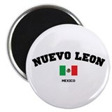 Nuevo Leon Magnet