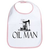 Oil Man Bib