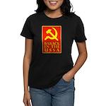 Barack Socialism Women's Dark T-Shirt