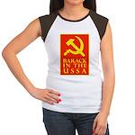 Barack Socialism Women's Cap Sleeve T-Shirt