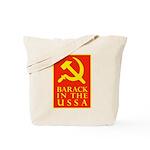 Barack Socialism Tote Bag
