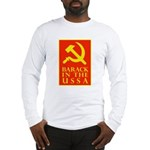 Barack Socialism Long Sleeve T-Shirt