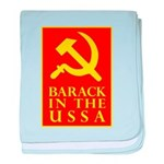 Barack Socialism Infant Blanket
