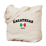 Zacatecas Tote Bag
