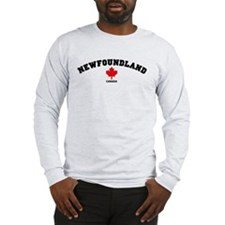 Newfoundland Long Sleeve T-Shirt