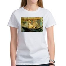 French Painter Manet Quote Tee