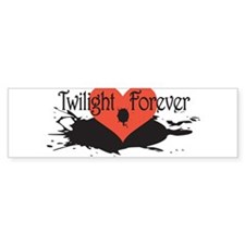 Twilight Movie Fan Bumper Sticker