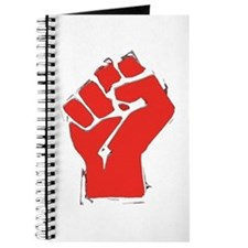 Raised Fist Journal