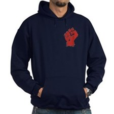 Raised Fist Hoody