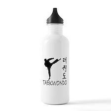 Taekwondo Sports Water Bottle