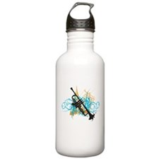 Cute Drum corps Water Bottle