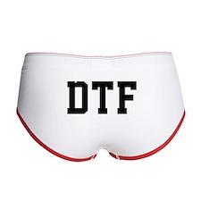 DTF dk Women's Boy Brief