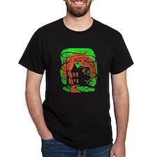 Haunted House Distress T-Shirt
