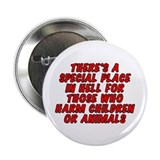 "There's a special place 2.25"" Button"