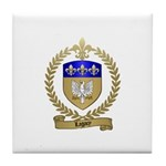 LAGACY Family Crest Tile Coaster