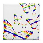 Rainbow Butterfly Coaster