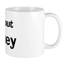 It's all about Courtney Mug