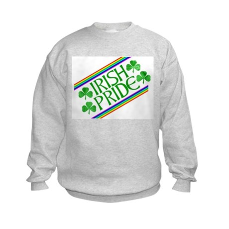 Irish Pride Kids Sweatshirt