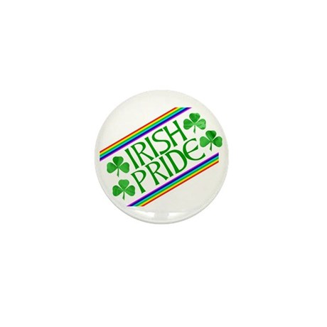 Irish Pride Mini Button (10 pack)
