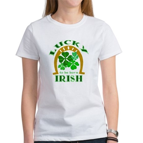 Lucky Irish Women's T-Shirt