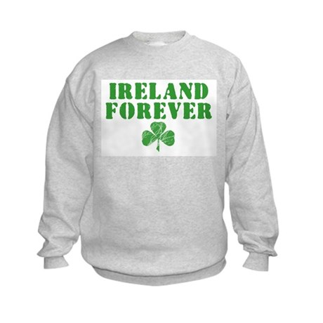 Ireland Forever Kids Sweatshirt