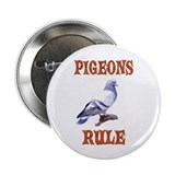 "Pigeon 2.25"" Button (100 pack)"